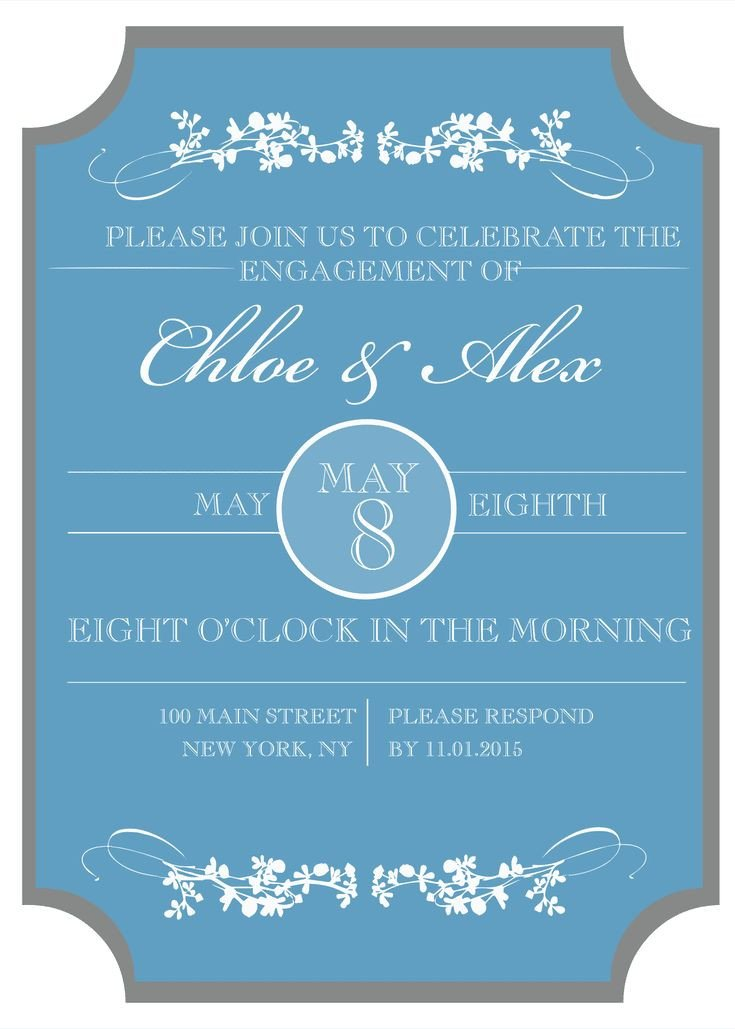 Engagement Party Invitation Templates Best 25 Engagement Party Invitations Ideas On Pinterest