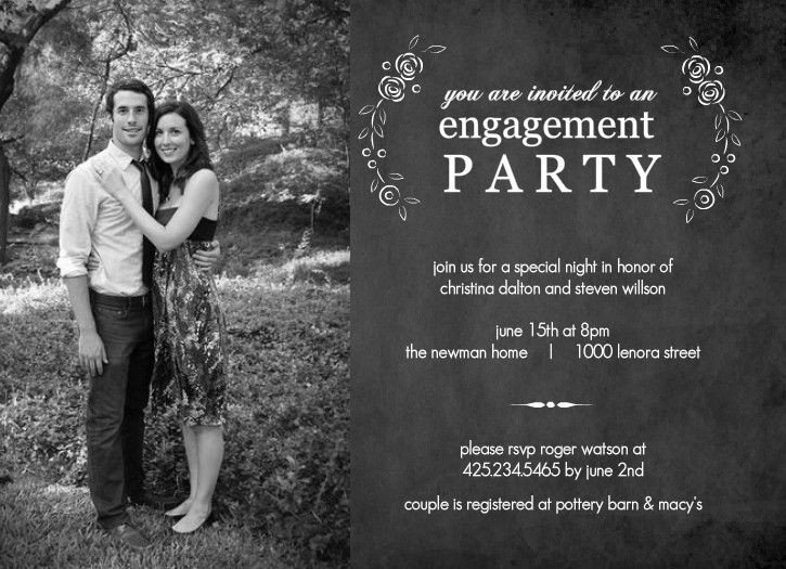 Engagement Party Invitation Templates Free Engagement Party Invitation Templates Printable