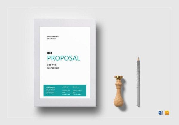 Estimate Template Google Docs 31 Proposal Templates Doc Pdf