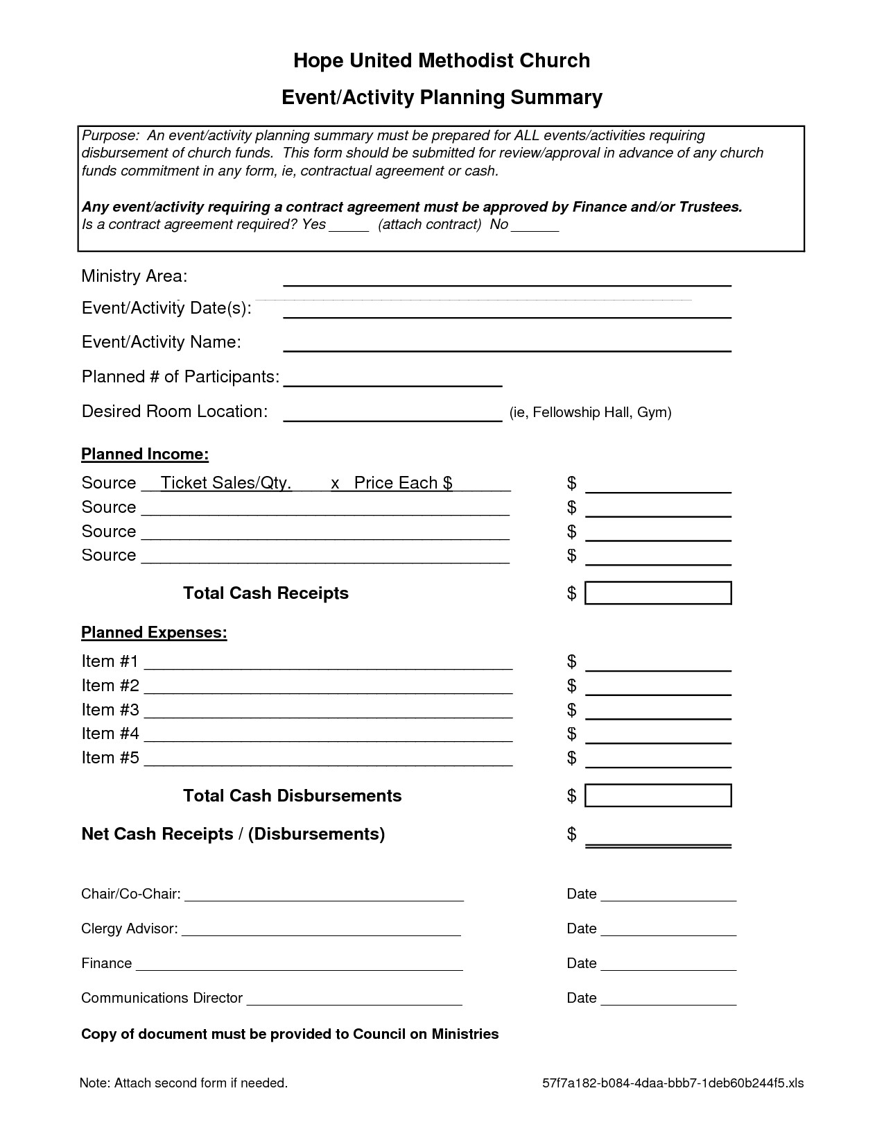 Event Planner Contract Template event Planning Contract Templates Free