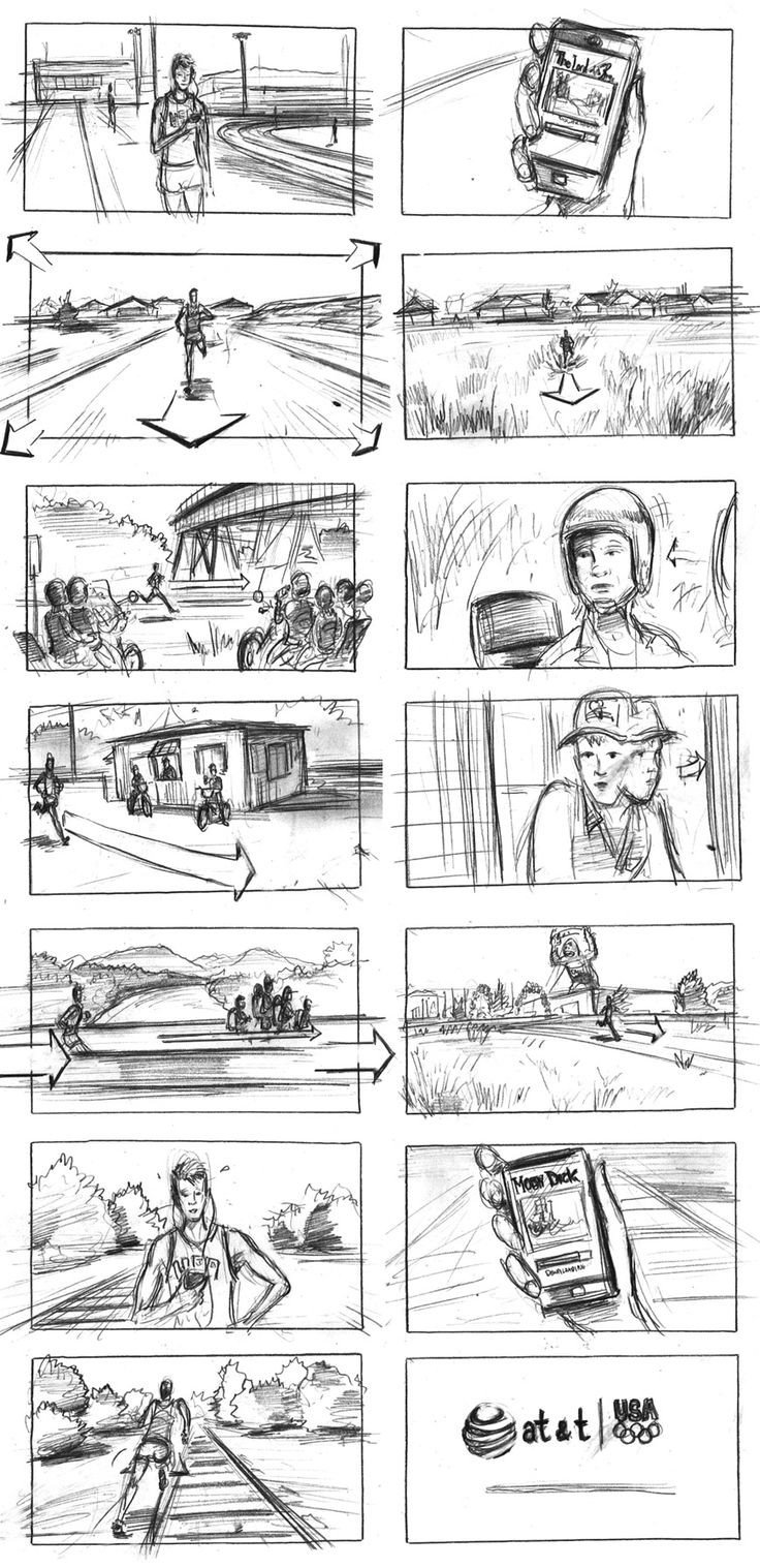 Example Of A Storyboard Best 25 Storyboard Examples Ideas On Pinterest