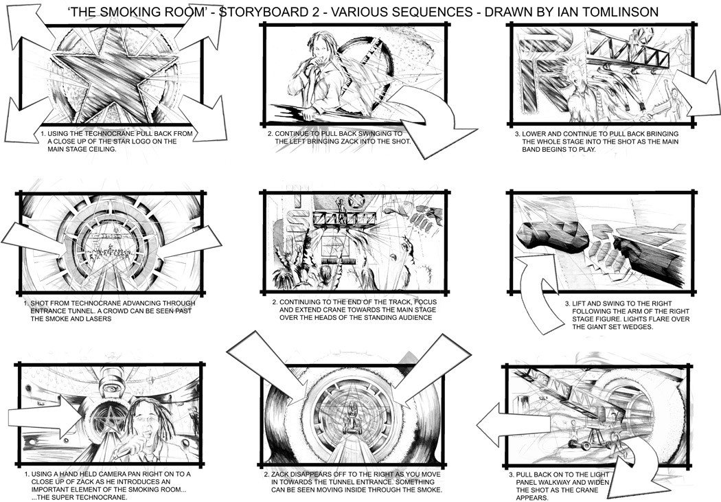 Example Of A Storyboard Storyboards – Lm
