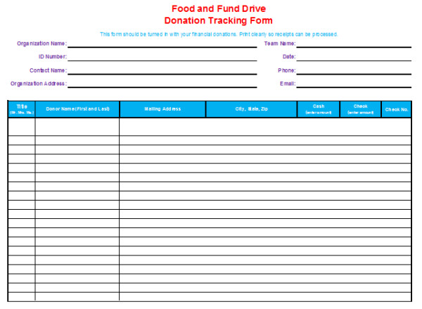 Excel Donation List Template Goodwill Donation Excel Spreadsheet Template