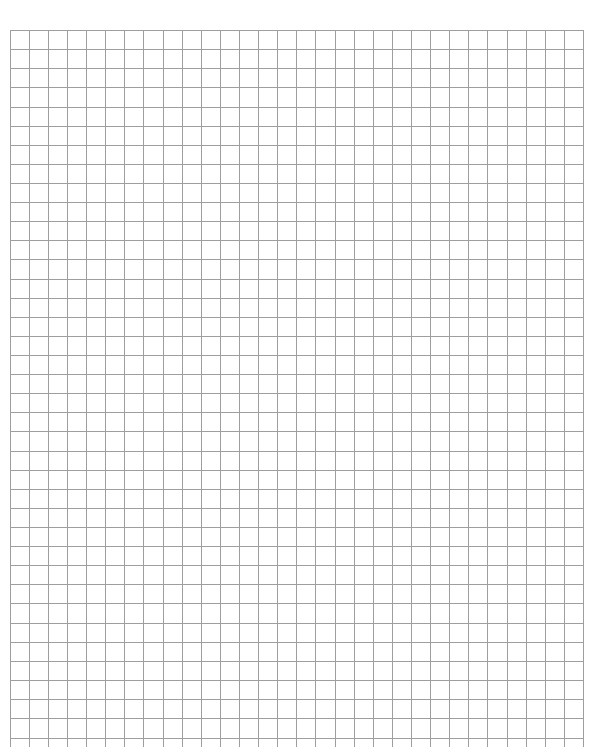 Excel Graph Paper Template 4 Free Graph Paper Templates Excel Pdf formats
