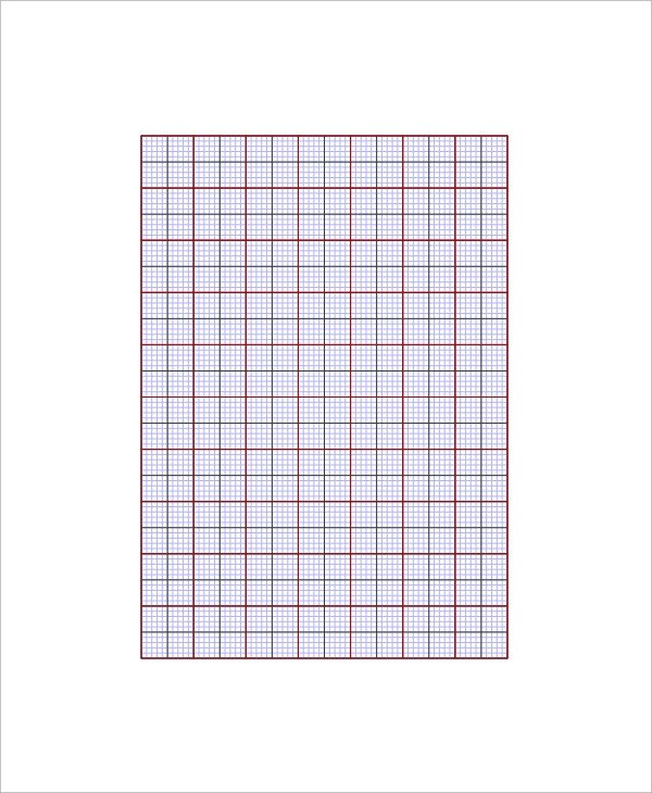Excel Graph Paper Template Sample Excel Graph Paper Template 6 Free Documents