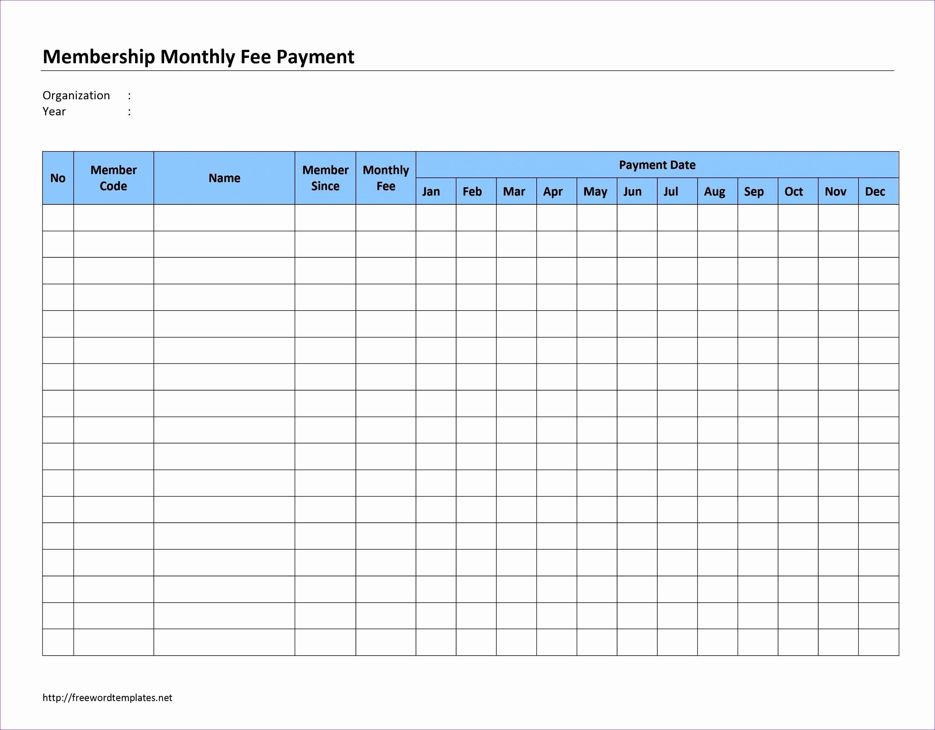 Excel Monthly Bill Template 12 Production Schedule Template Excel Free Download