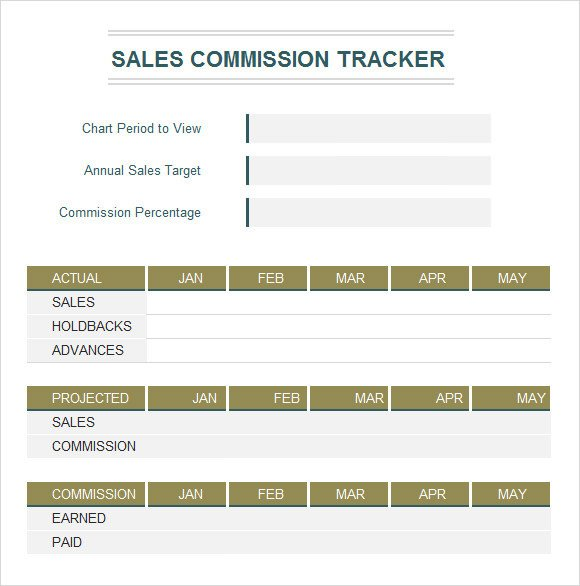 Excel Sales Tracking Template Sample Excel Tracking 7 Documents In Excel