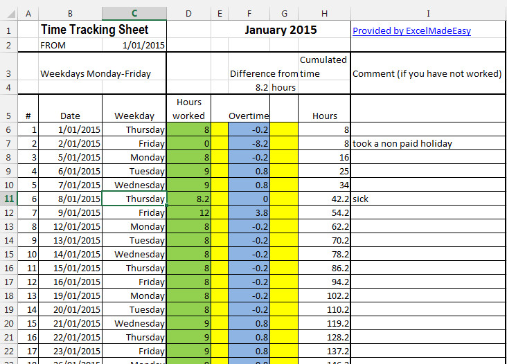 Excel Spreadsheet Templates for Tracking Excel Template Time Tracking Sheets Template Free by