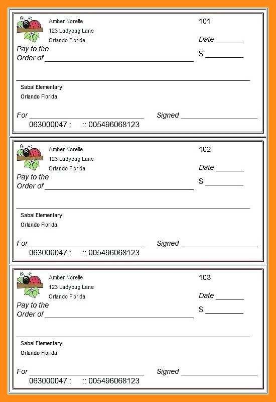 Excel Template Check Printing 12 13 Free Editable Cheque Template
