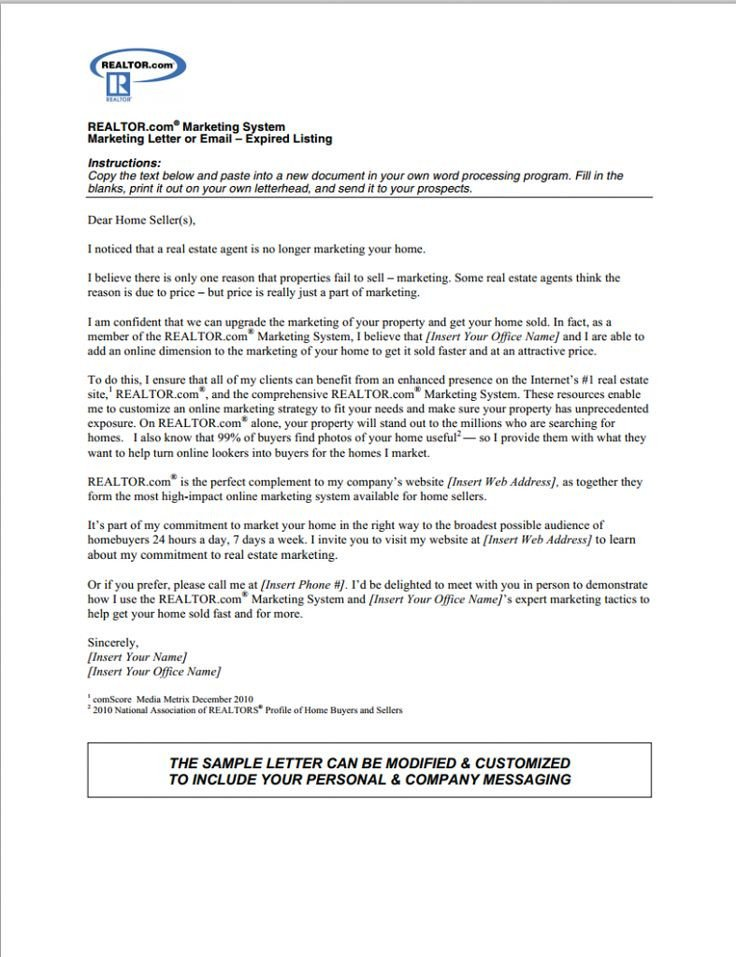 Expired Listing Letter Template 130 Best Images About All Things Real Estate On Pinterest