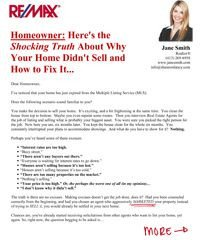 Expired Listing Letter Template the Best Expired Listing Letter Sample Templates to Use