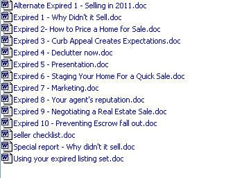 Expired Listing Letter Template What to Say to Homeowners with Expired Listings