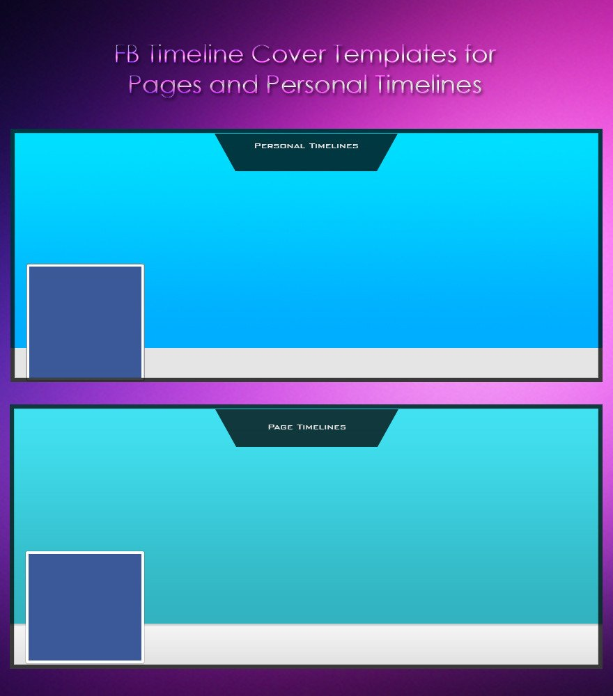 Facebook Cover Page Template Fb Timeline Cover Templates by J3v5k1 On Deviantart