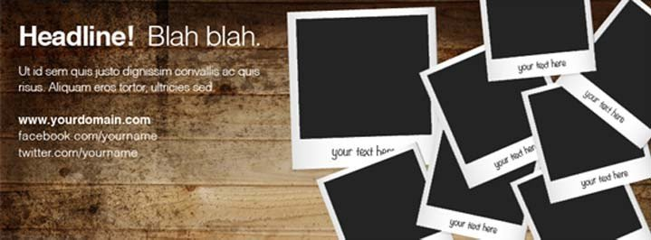Facebook Cover Template Psd 16 Free Timeline Cover Psd Templates