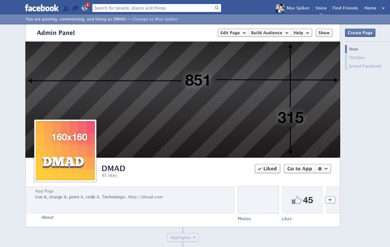 Facebook Cover Template Psd Free Psd Templates Twitter Google Header