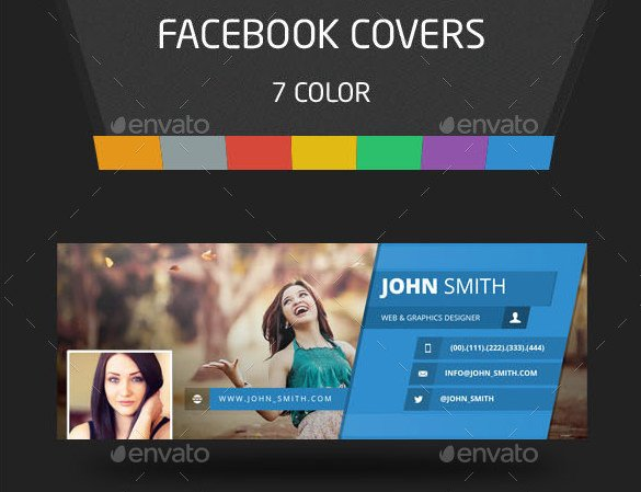 Facebook Cover Template Psd Psd Template – 8 Free Samples Examples format