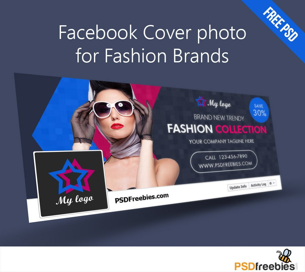 Facebook Cover Template Psd Timeline Covers Free Psd Psdfreebies