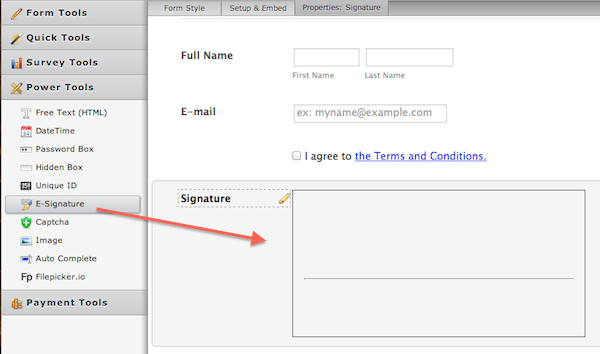 Fake Aa Signature Sheet Announcing E Signatures for forms