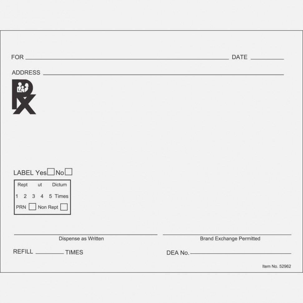 Fake Prescription Label Template 15 Great Prescription Bottle