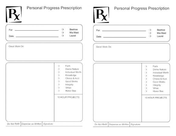 Fake Prescription Label Template 32 Real & Fake Prescription Templates Printable Templates