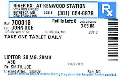 Fake Prescription Label Template Diy Project Pill Bottle Party Favors Fun Cheap or Free