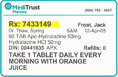 Fake Prescription Label Template Prescription Label Google Search Purim