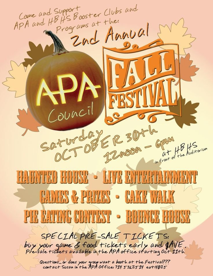 Fall Festival Flyer Template Fall Festival Flyer Template Google Search