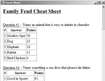 Family Feud Bible Questions Family Feud Questions and Answers Printable