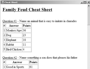 Family Feud Bible Questions Make Your Own Family Feud Flash Game