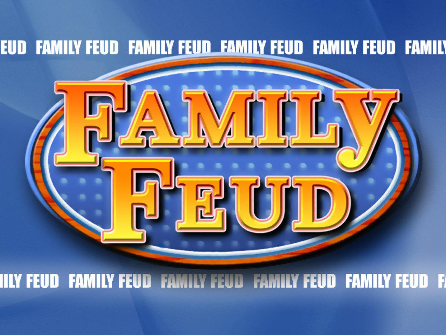Family Feud Game Template Customizable Family Feud Powerpoint Template