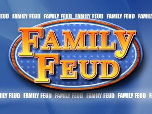 Family Feud Game Template Family Feud Customizable Powerpoint Template Youth