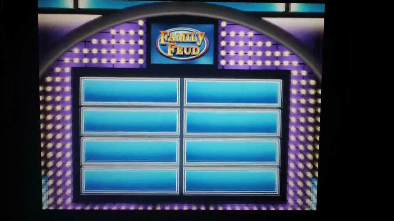 "Family Feud Game Template iPhone App Review "" Family Feud & Friends ""free"