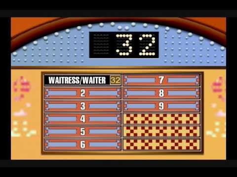 Family Feud Template Ppt Family Feud Game