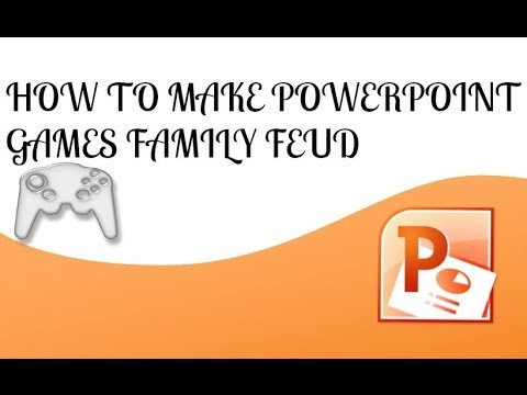 Family Feud Template Ppt How to Make Powerpoint Family Feud Games