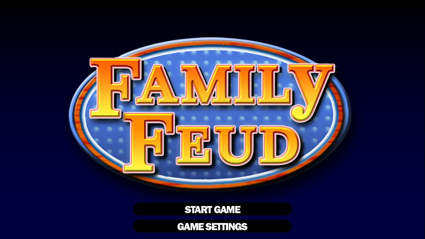 Family Feud Template Ppt Rusnak Creative