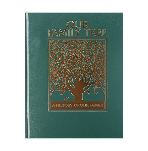 Family History Book Template Family Tree Book Template – 11 Free Sample Example