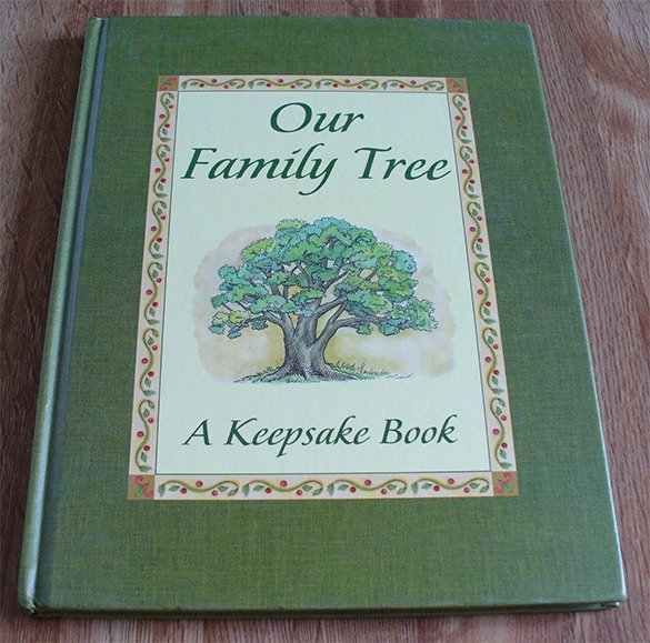 Family History Book Template Family Tree Book Template – 9 Free Word Excel Pdf