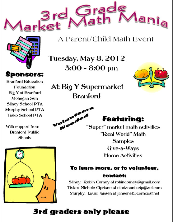 Family Math Night Flyers Math and Science Night Flyer Driverlayer Search Engine