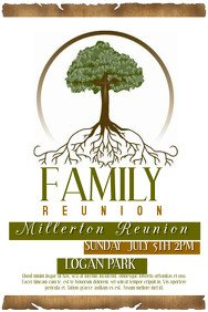Family Reunion Flyers Templates 1 050 Customizable Design Templates for Family Reunion