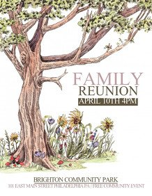 Family Reunion Flyers Templates 130 Customizable Design Templates for Reunion