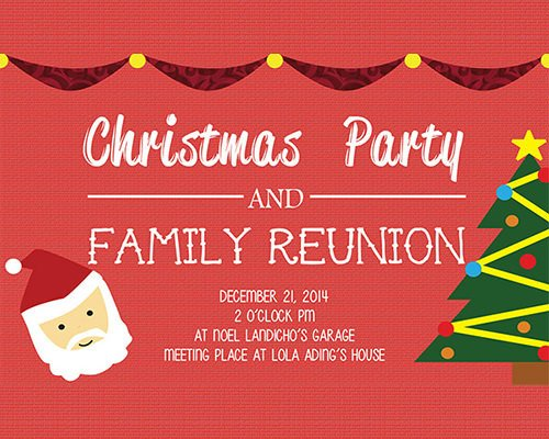 Family Reunion Invitations Templates 35 Family Reunion Invitation Templates Psd Vector Eps