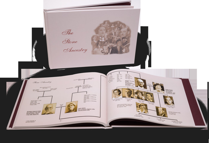 Family Tree Book Template Family History Books Create Your Own Photo Legacy
