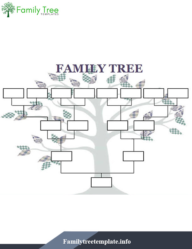 Family Tree Template Google Docs Family Tree Template