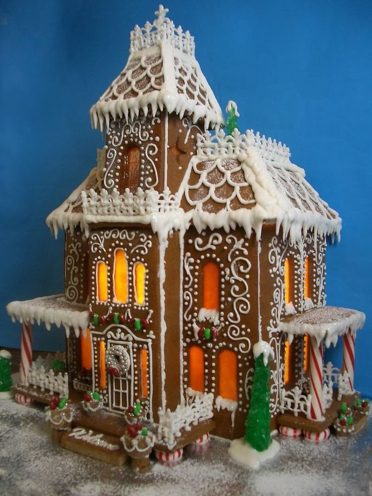 Fancy Gingerbread House Templates 25 Best Ideas About Gingerbread Houses On Pinterest