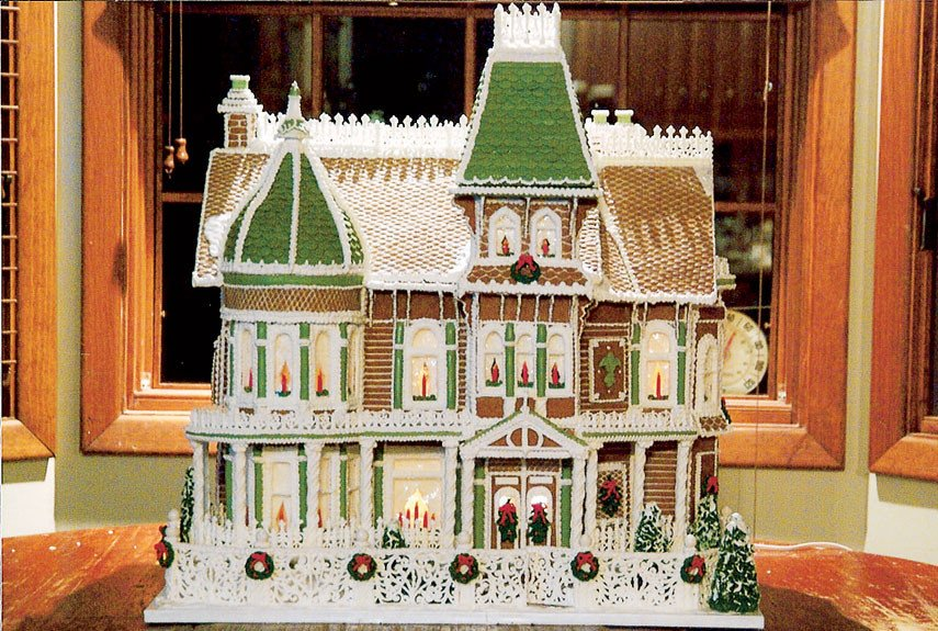 Fancy Gingerbread House Templates Friday 5 1 5 Things I Love 1 Thing I Don T 12 16 16