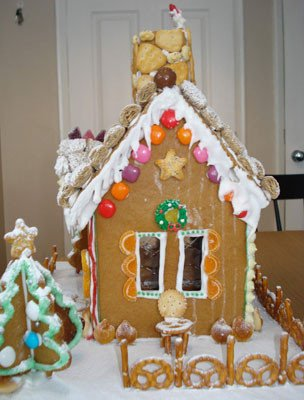 Fancy Gingerbread House Templates Gingerbread Bungalow Template