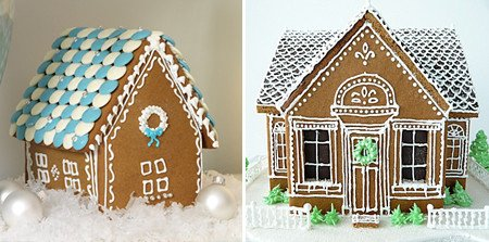 Fancy Gingerbread House Templates Grown Up Gingerbread Houses