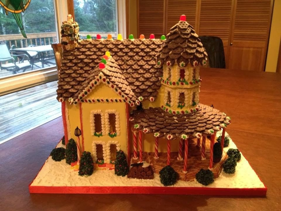 Fancy Gingerbread House Templates Ultimate Gingerbread S Patterson Gingerbread House