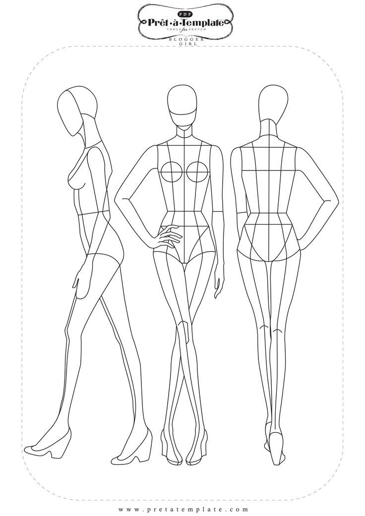 Fashion Design Templates to Print 25 Best Ideas About Fashion Templates On Pinterest