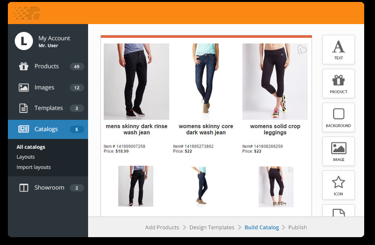 Fashion Line Sheet Template Price List Templates Easily Create Product Price Lists